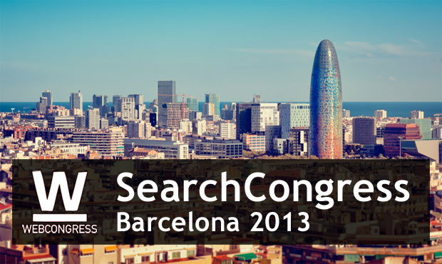 Search Congress Barcelona 2013